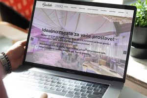 beolido redesign - event centar